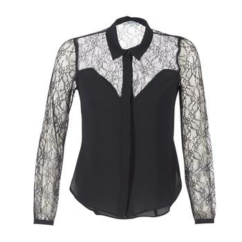 Textil Mulher camisas Morgan RESTY Preto