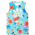 adidas Originals J FLWR L TANK MULTICOLOR