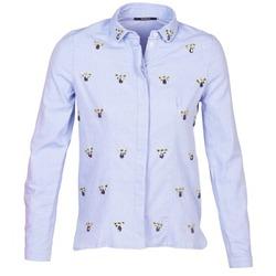 Textil Mulher camisas Kookaï MAYA Azul
