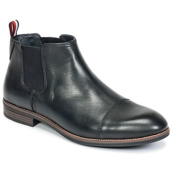 Sapatos Homem Botas baixas Tommy Hilfiger TOMMY COLTON 11A Preto