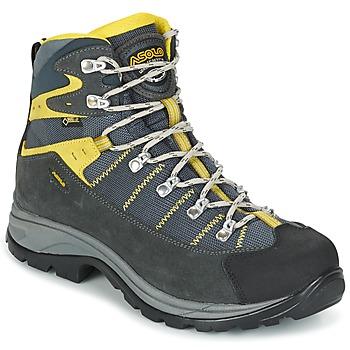 Sapatos Homem Sapatos de caminhada Asolo REVERT GV Cinza / Amarelo