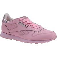 Sapatos Criança Sapatilhas Reebok Sport Classic Leather Metallic Rose
