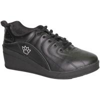 Sapatos Mulher Sapatilhas Kelme Wedge Calçados esporte  em preto negro