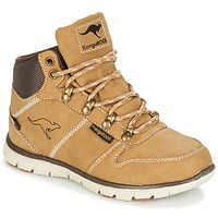 Sapatos Rapaz Botas baixas Kangaroos BLUERUN 2098 Mel
