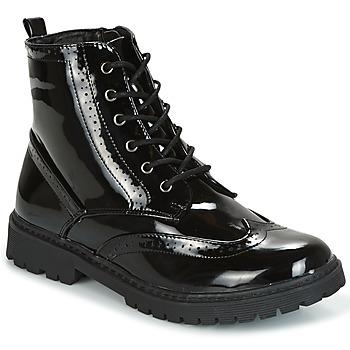 Sapatos Mulher Botas baixas Vero Moda GLORIA Preto