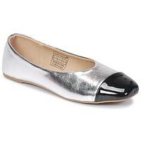 Sapatos Mulher Sabrinas Vero Moda STAR BALLERINA Prateado / Preto