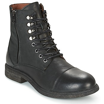 Sapatos Homem Botas baixas Selected TREVOR Preto