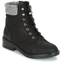 Sapatos Mulher Botas baixas Only ALEXANDRE Preto