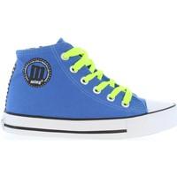 Sapatos Criança Sapatilhas MTNG 81201 Azul