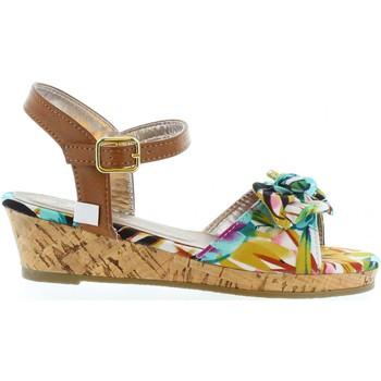Sapatos Rapariga Sandálias Flower Girl 340093-B4600 Azul