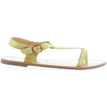 Sapatos Mulher Sandálias Top Way B049029-B7200 Gold