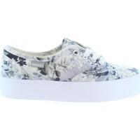 Sapatos Rapariga Sapatilhas Bass3d 42040 LONA NEGRO Negro