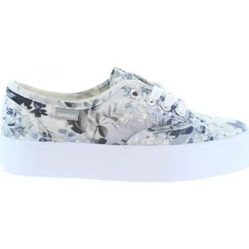 Sapatos Rapariga Sapatilhas Bass3d 42040 Negro