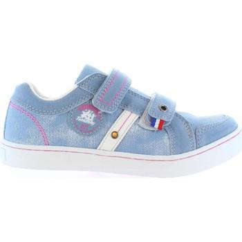 Sapatos Rapaz Sapatilhas Xti 53661 Azul