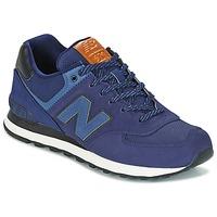 Sapatos Sapatilhas New Balance ML574 Marinho