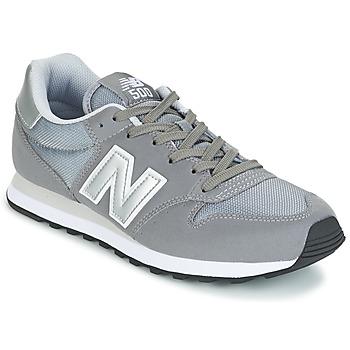 Sapatos Homem Sapatilhas New Balance GM500 Cinza