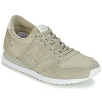 Sapatos Mulher Sapatilhas New Balance WL420 Bege