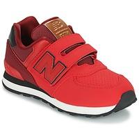 Sapatos Criança Sapatilhas New Balance KV575 Vermelho / Preto