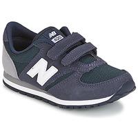 Sapatos Criança Sapatilhas New Balance KE421 Marinho / Cinza
