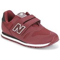 Sapatos Criança Sapatilhas New Balance KA374 Bordô