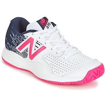 Sapatos Mulher Sapatilhas de ténis New Balance WC697 Branco