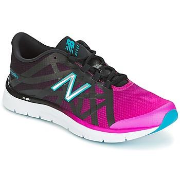 Sapatos Mulher Fitness / Training  New Balance WX811 Rosa / Preto