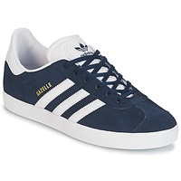 Sapatos Rapaz Sapatilhas adidas Originals GAZELLE J Marinho