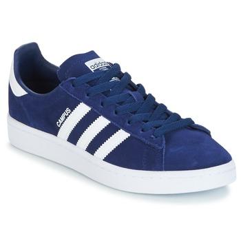 Sapatos Rapaz Sapatilhas adidas Originals CAMPUS J Marinho
