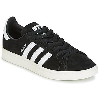 Sapatos Sapatilhas adidas Originals CAMPUS Preto