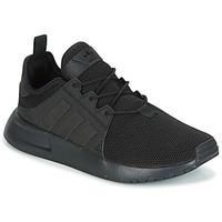 Sapatos Criança Sapatilhas adidas Originals X_PLR Preto