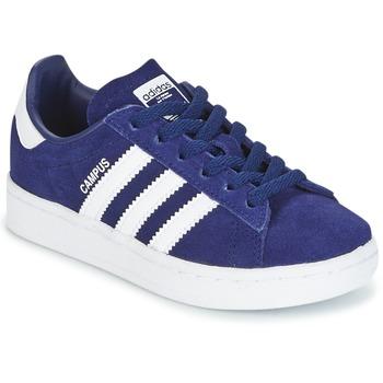 Sapatos Rapaz Sapatilhas adidas Originals CAMPUS C Marinho