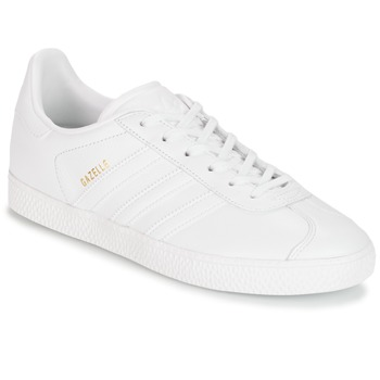 Sapatos Criança Sapatilhas adidas Originals GAZELLE J Branco