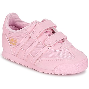 Sapatos Rapariga Sapatilhas adidas Originals DRAGON OG CF C Rosa