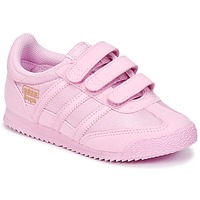 Sapatos Rapariga Sapatilhas adidas Originals DRAGON OG CF I Rosa