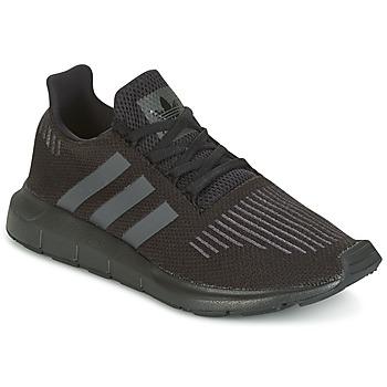Sapatos Criança Sapatilhas adidas Originals SWIFT RUN J Preto