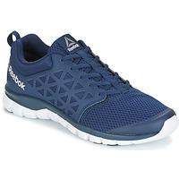 Sapatos Homem Sapatilhas de corrida Reebok Sport SUBLITE XT CUSHION Marinho / Branco