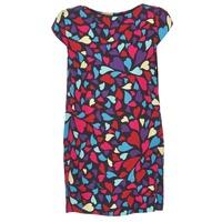 Textil Mulher Vestidos curtos Love Moschino WVF0300T9171 Multicolor