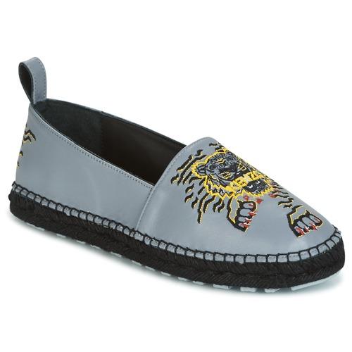 Sapatos Mulher Alpargatas Kenzo KUMI Cinza