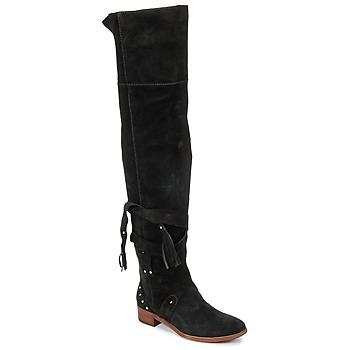 Sapatos Mulher Botas altas See by Chloé FLIROL Preto