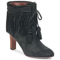 Sapatos Mulher Botins See by Chloé FLIREL Preto