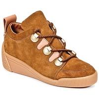 Sapatos Mulher Sapatilhas See by Chloé FLAVI Castanho