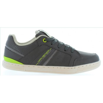 Sapatos Criança Sapatilhas Kappa 303N5Z0 BATOU Gris