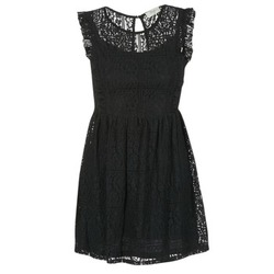 Textil Mulher Vestidos curtos Betty London GLATOS Preto