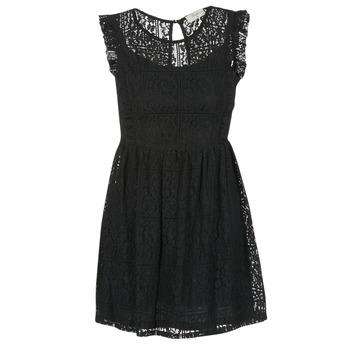 Textil Mulher Vestidos curtos Betty London GLATOS Preto