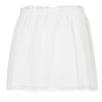 Textil Mulher Saias Betty London GIRMOU Branco