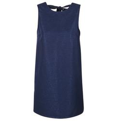 Textil Mulher Vestidos curtos Casual Attitude GADINE Marinho