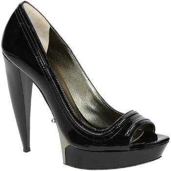 Sapatos Mulher Escarpim Lanvin AW5B4NMILC7A nero