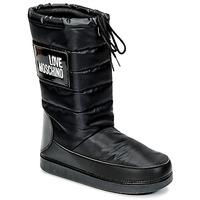Sapatos Mulher Botas de neve Love Moschino JA24212G04 Preto