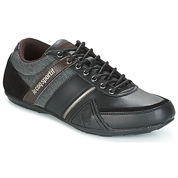 Sapatos Homem Sapatilhas Le Coq Sportif ANDELOT S LEA/2TONES Preto