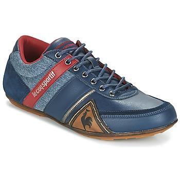 Sapatos Homem Sapatilhas Le Coq Sportif ANDELOT S LEA/2TONES Azul / Vermelho